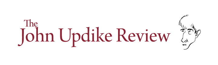The John Updike Review Logo
